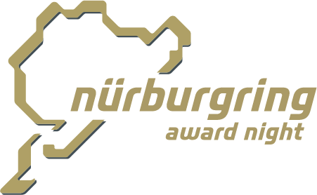 Nu¦êrburgring award night silver web groß